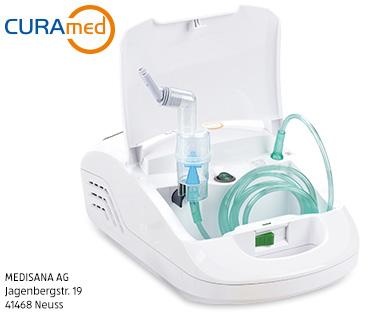 CURAmed Inhalator bei Aldi Süd ab 2.1.2018 erhältlich