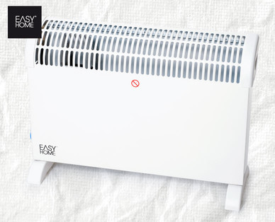 EasyHome Elektro-Konvektor im Angebot bei Hofer [KW 52 ab 28.12.2017]