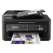 Epson WF-2630WF Workforce 4-in-1 Multifunktionsgerät im Angebot bei Real ab 2.9.2019