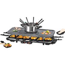 GourmetMaxx Raclette- und Fondue-Set 0972 im Angebot | Kaufland 21.12.2017 - KW 51