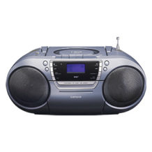 Lenco SCD-680 Stereo-CD-Boombox mit DAB+ im Real Angebot