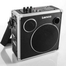 Lenco Tragbare Soundanlage: Norma Angebot