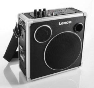 Lenco Tragbare Soundanlage