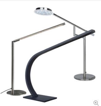 Lightzone LED-Schreibtischleuchte Aldi Nord ab 4.1.2018 erhältlich