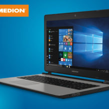 Hofer 14.12.2017: Medion Akoya E6436 Notebook im Angebot