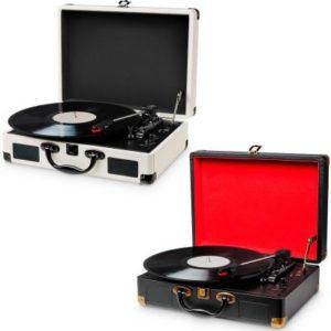 Medion Life E64084 MD43709 Retro-Plattenspieler