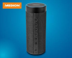 Medion Life P61110 MD 43631 WLAN Lautsprecher mit Amazon Alexa