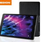 Medion LifeTab E10412 10,1-Zoll Tablet-PC im Angebot bei Aldi Süd 27.12.2017 - KW 52