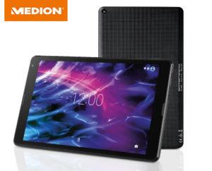 Medion LifeTab E10412 10,1-Zoll Tablet-PC