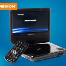 Medion Life E72054 MD43295 Portabler DVD-Player: Hofer Angebot