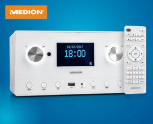 Medion WLAN Stereo Internet-Radio P85066