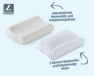 My Living Style Nackenstütz- und Entspannungskissen