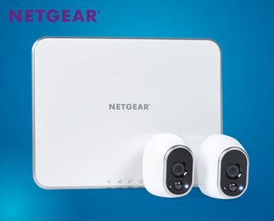 NetGear Arlo Smart Home Kabelloses Sicherheitssystem im Angebot bei Hofer [KW 52 ab 27.12.2017]