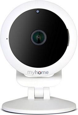 Odys MyHome Cam 360 Smart-Home-Kamera bei Real ab 2.1.2018 erhältlich