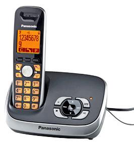 Kaufland: Panasonic KX-TG6521 Digitales Schnurlos-Telefon ...