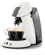 Philips Senseo HD 6555/17 Original XL Kaffee-Padautomat bei Real erhältlich ab 23.4.2018 – KW 17