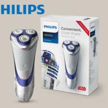 Philips R2-D2 Star Wars Shaver / Rasierer im Hofer Angebot
