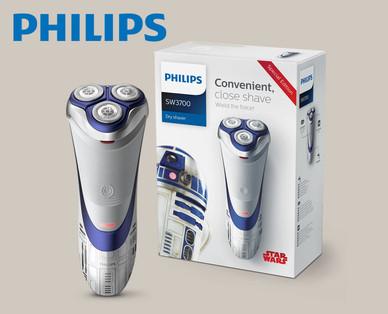 Philips R2-D2 Star Wars Shaver / Rasierer im Angebot bei Hofer