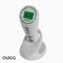 Quigg Schläfen- / Ohrthermometer im Angebot » Aldi Nord 30.12.2019 - KW 1