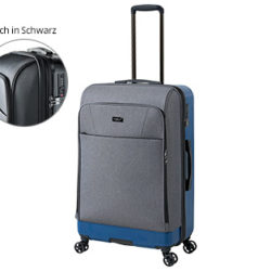Royal Class Travel Line Hybrid-Trolley Groß und Medium: Aldi Süd /Hofer Angebot ab 13.12.2018 und 17.12.2018