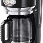 Russell Hobbs Glas-Kaffeemaschine Retro Classic Noir 21701-56 im Kaufland Angebot [KW 50 ab 14.12.2017]