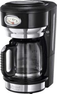 Russell Hobbs Glas-Kaffeemaschine Retro Classic Noir 21701-56 im Kaufland Angebot