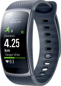 Samsung Gear Fit 2 Smartwatch mit Pulssensor im Kaufland Angebot