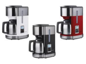 Silvercrest SKMD 1000 A1 Kaffeemaschine