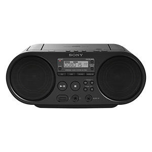 Sony ZS-PS50 Stereo-CD / MP3-Boombox: Real Angebot ab 3.4.2018 – KW 14