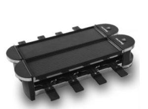 Suntec Doppel-Raclette