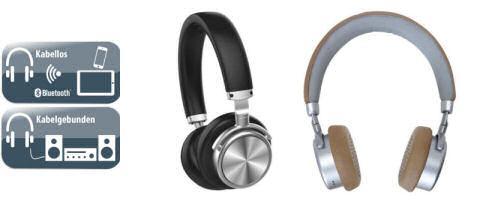 Aldi Süd: Terris BKH 274 Bluetooth-Kopfhörer im Angebot