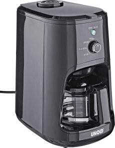 Unold 28725 Kompakt-Kaffeeautomat mit Mühle
