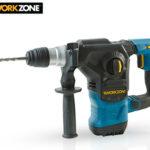 Aldi Süd 1.10.2018: Workzone Bohrhammer im Angebot
