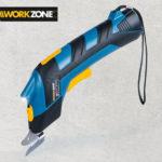 Workzone Li-Ion Akkuschere 3,6 V im Hofer Angebot [Schnell zugreifen]