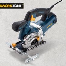 Workzone Präzisions-Handkreissäge im Angebot | Hofer 28.12.2017 - KW 52