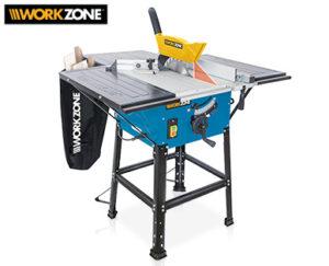 Workzone Tischkreissäge mit Untergestell