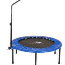 Active Touch Power-Fitness-Trampolin: Aldi Nord ab 11.1.2018