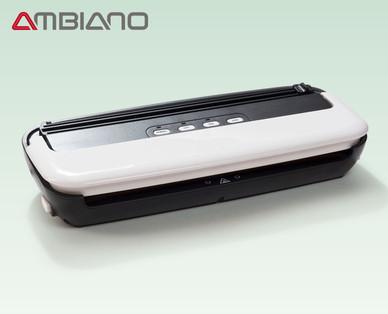ambiano vakuum folienschwei ger t im hofer angebot ab 6 kw 32. Black Bedroom Furniture Sets. Home Design Ideas