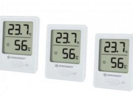 Bresser Digitales Thermometer / Hygrometer 3er-Set im Angebot bei Norma [KW 4 ab 25.1.2018]