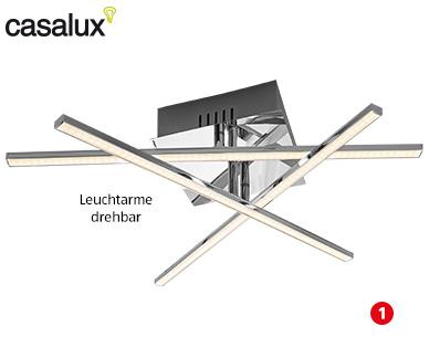Casalux LED-Deckenleuchte im Angebot bei Aldi Süd ab 24.5.2018 – KW 21