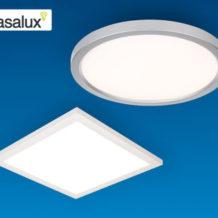 Casalux LED-Wand- und Deckenleuchte im Angebot bei Hofer [KW 4 ab 22.1.2018]