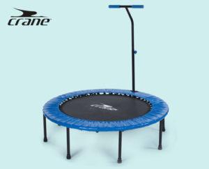 crane fitness trampolin im angebot bei hofer kw 6 ab 5. Black Bedroom Furniture Sets. Home Design Ideas