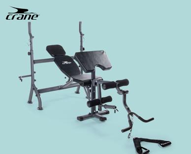 Crane Multifunktions-Hantelbank