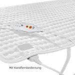 Easy Home Wärmeunterbett im Angebot » Aldi Süd 13.1.2020 - KW 3