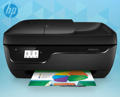 HP Officejet 3831 e-All-in-One Drucker