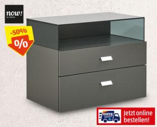 Hofer 1412019 Hülsta Nachttisch Kommode Im Angebot