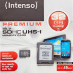 Intenso Micro-SDHC-Speicherkarte UHS-I 32 GB im Angebot » Kaufland 29.8.2019 - KW 35