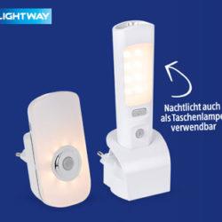 Lightway LED-Orientierungsleuchte im Angebot » Hofer 21.1.2019 - KW 4