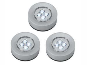 Livarno LUX 3 LED-Leuchten