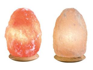 Livarno Lux Salzkristalllampe